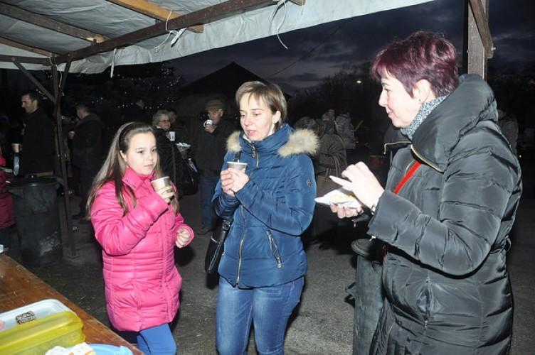 Győrsövényház bögre is kapható lesz a falukarácsonyon