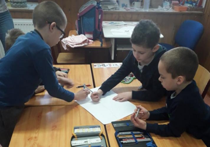 Ifjúsági nap a Pénz7 jegyében az általános iskolában