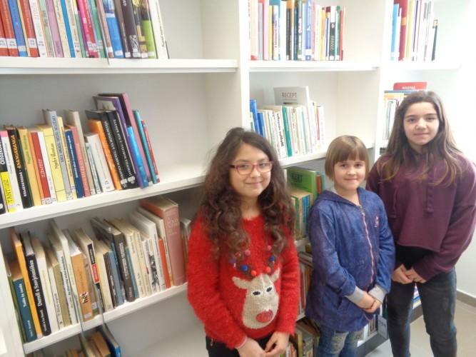 Hárommillió forintból újult meg a könyvtár