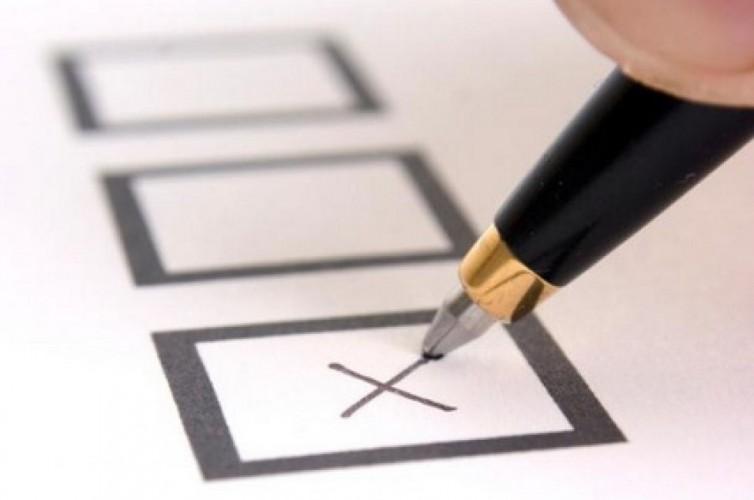 Fontos választási információk a honlapon