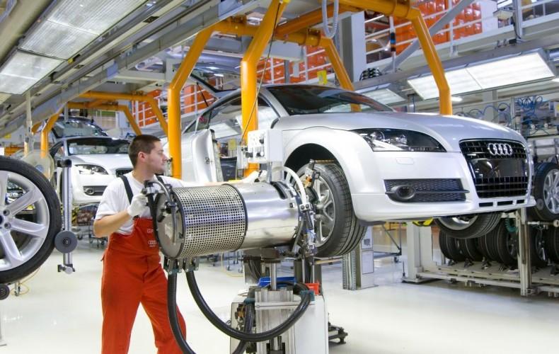 Győrsövényháziakat is vár felvételi napjára a győri Audi