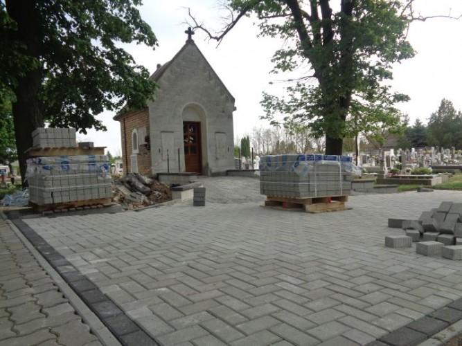 Jól halad a kápolna felújítása