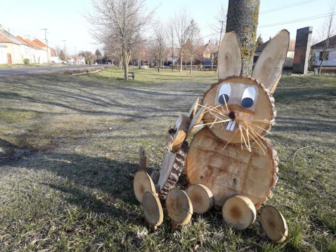 Nyuszik és tojások jelzik a húsvét közeledtét