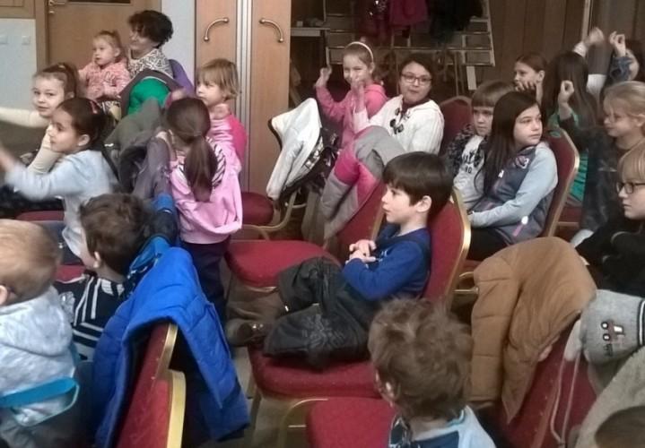 A Sopron Trió zenélt az iskolásoknak és az óvodásoknak