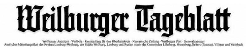 Győrsövényházhoz kapcsolódó cikk a Weilburger Tageblattban