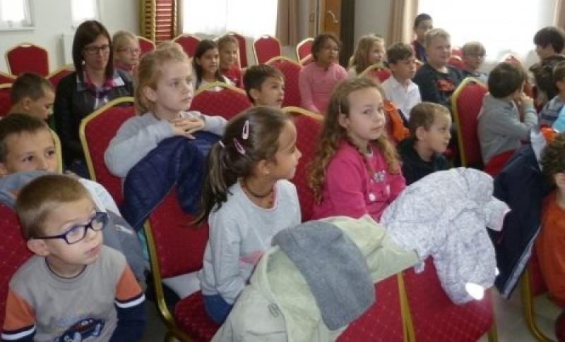 A Sopron Trió adott koncertet az iskolásoknak és az óvodásoknak