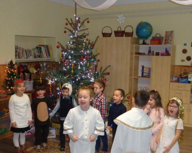 Karácsonyi ünnepség volt az óvodában