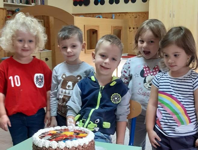 Jós Jánost köszöntötték 5. születésnapja alkalmából