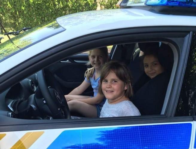 Rendőr járt az iskolásoknál-óvodásoknál