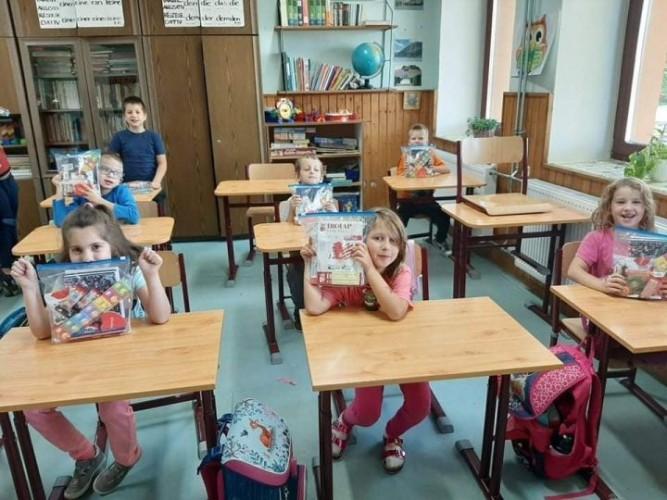 Iskolakezdési csomag a diákoknak