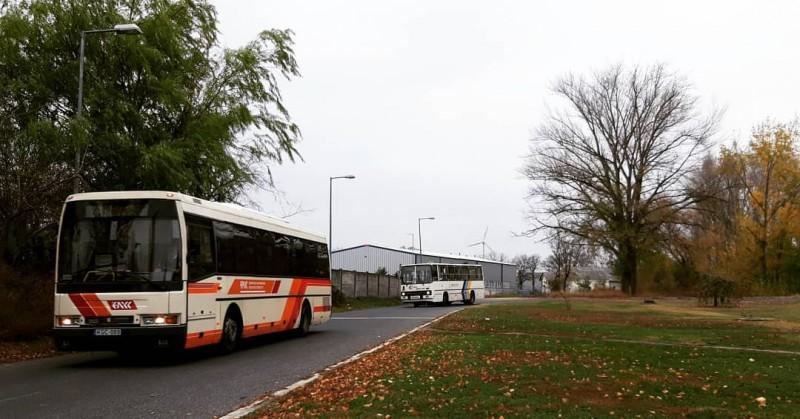 Új buszmenetrend öt változással