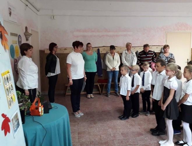 Győrsövényházon is megkezdődött a 2018/19-es tanév