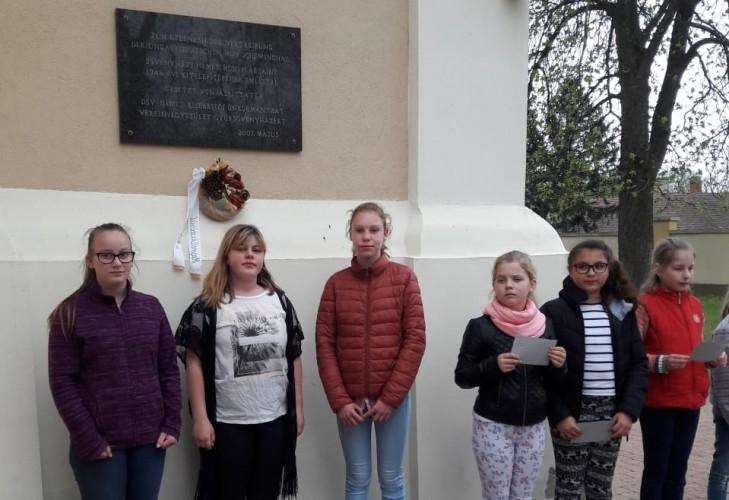 Német nemzetiségi program volt az iskolásoknak