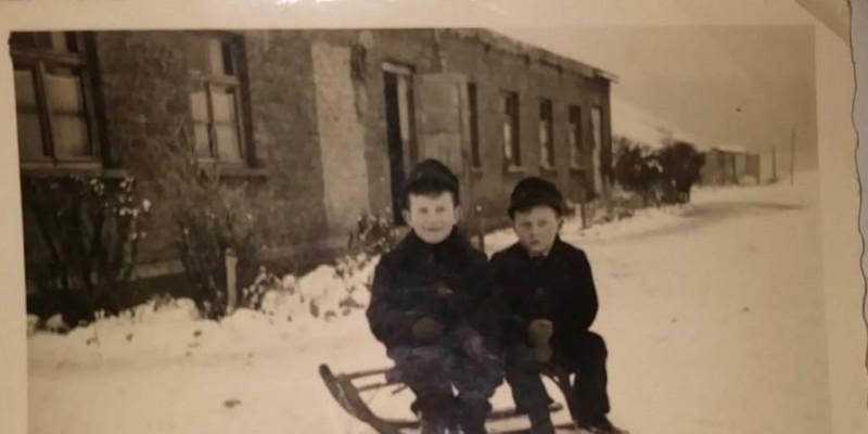 Két győrsövényházi emlékezik a kitelepítés utáni időkre