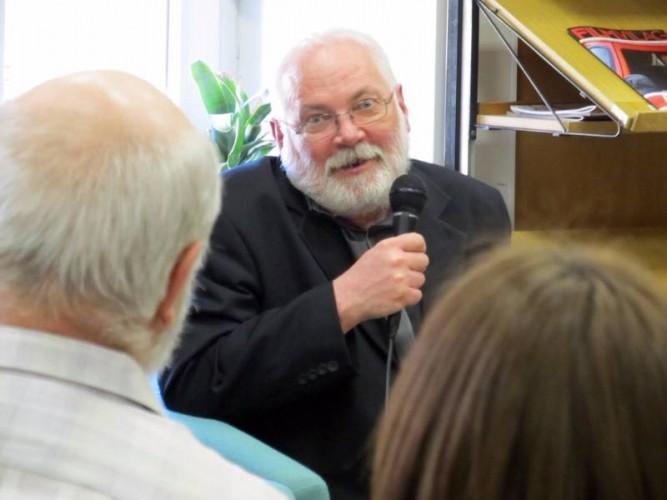Elhunyt Gülch Csaba, a győrsövényházi iskola egykori tanára