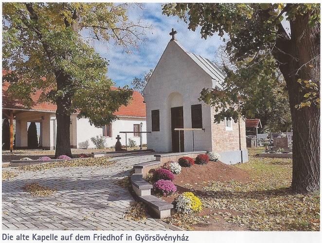 Győrsövényházi hírek a friss Unsere Postban