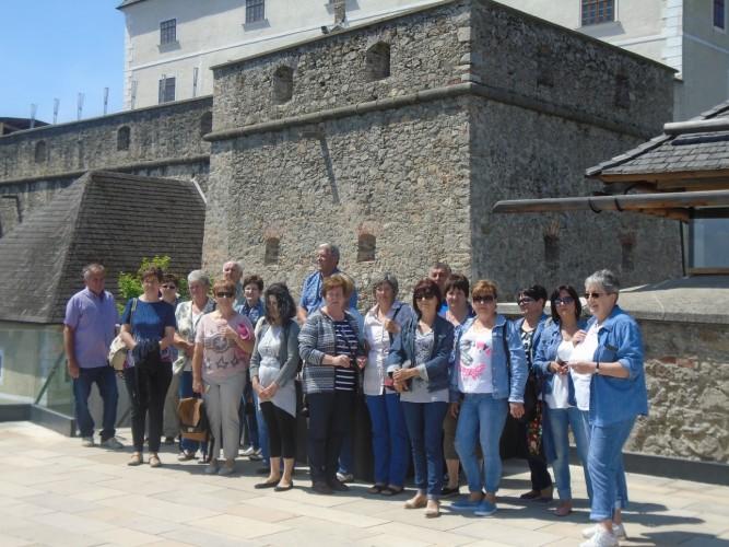 Fraknóba és Kismartonba kirándultak a nyugdíjasok