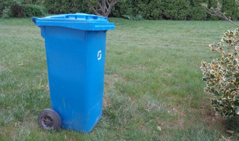 2019. május 1-jén is elviszik a szelektív hulladékot