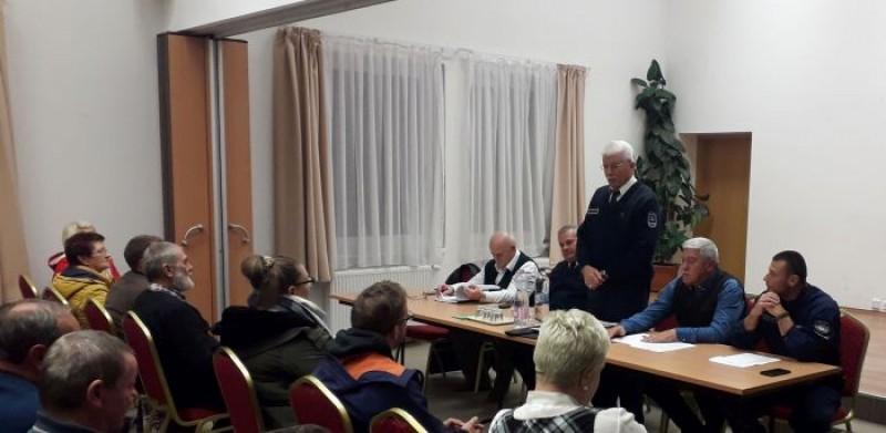 Polgárőrség alakulhat Győrsövényházon