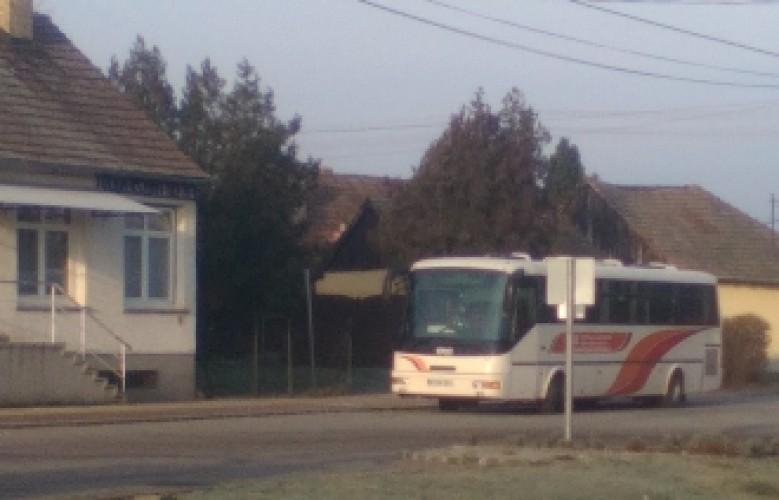 Új buszjárat indul Győrsövényházról!