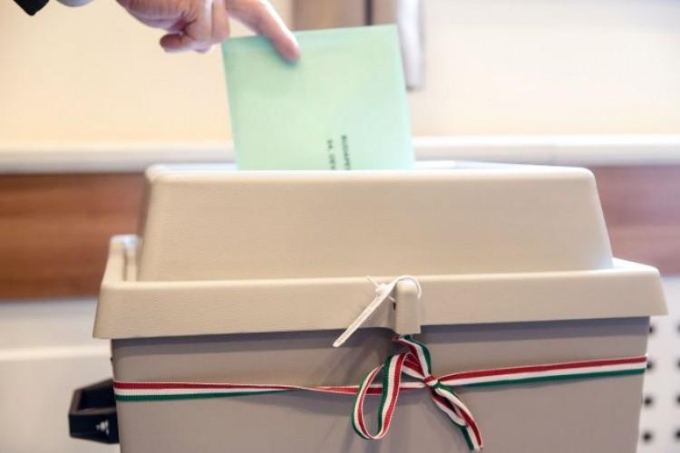 Így szavazott Győrsövényház 2018. április 8-án