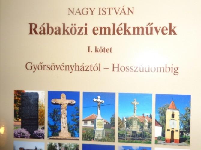 Győrsövényházról is szóló könyvet mutatnak be