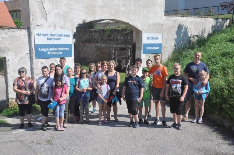 Kirándulást szervezett a német önkormányzat