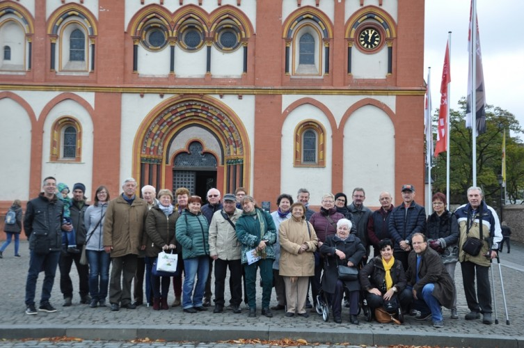 Győrsövényházi küldöttség járt Németországban