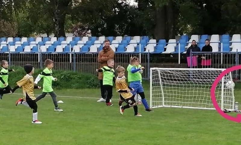 Bozsik-forduló: két győrsövényházi gyerkőc lett a legjobb játékos