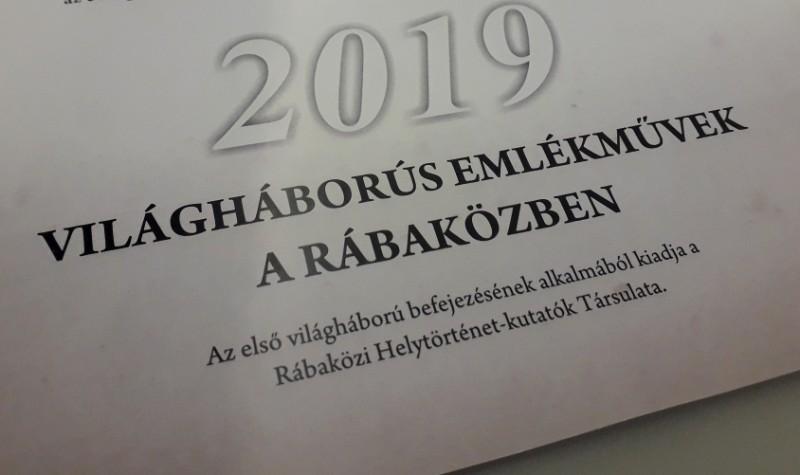 Győrsövényházi kép a naptárban
